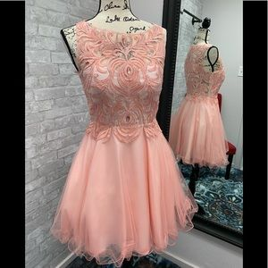 Excellent condition prom or formal dress